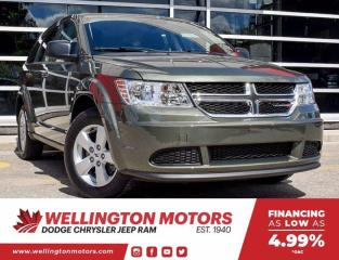 Used 2018 Dodge Journey Canada Value Pkg - Incl. Winter Tires On Rims !! for sale in Guelph, ON