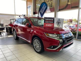 Used 2020 Mitsubishi Outlander Phev SE S-AWC HYBRIDE BRANCHABLE ( 4WD,4X4,AW for sale in Sherbrooke, QC