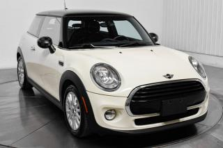 Used 2016 MINI Cooper Hardtop A/C CUIR for sale in Île-Perrot, QC