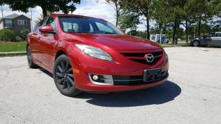 Used 2012 Mazda MAZDA6 GT / Leather / Sunroof for sale in Scarborough, ON