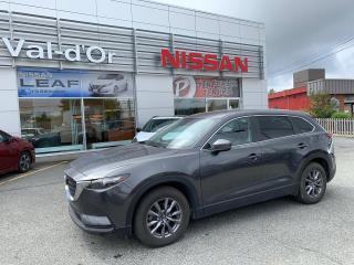 Used 2018 Mazda CX-9 GS AWD*** 1 SEUL PROPRIO + TOUT EQUIPÉ *** 7 PASSAGERS EN TRÈS BON ÉTAT!! for sale in Val-d'Or, QC