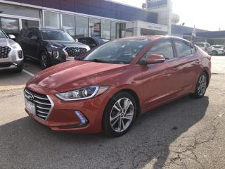 Used 2017 Hyundai Elantra GLS for sale in Scarborough, ON