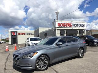 Used 2015 Hyundai Genesis 2.99% Financing - 3.8 AWD - NAVI - REVERSE CAM - LEATHER for sale in Oakville, ON