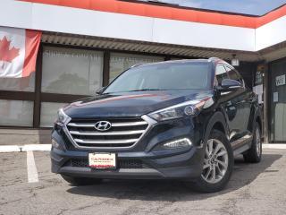Used 2017 Hyundai Tucson Premium BSM | Heated Steering Wheel | Backup Camera for sale in Waterloo, ON