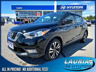 Used 2019 Nissan Kicks SV FWD - ULTRA LOW KMS for sale in Port Hope, ON