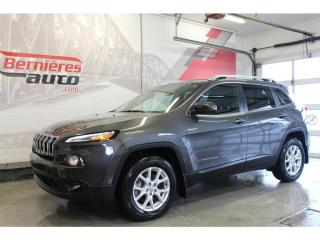 Used 2015 Jeep Cherokee NORTH 4X4 for sale in Lévis, QC