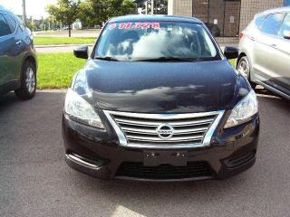 Used 2015 Nissan Sentra SV for sale in Georgetown, ON