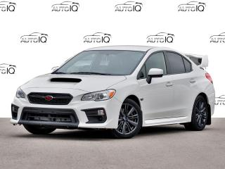 Used 2018 Subaru WRX SUPER CLEAN ONE OWNER! for sale in Hamilton, ON