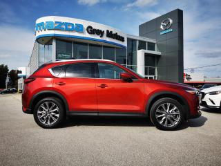 Used 2019 Mazda CX-5 GT w/Turbo for sale in Owen Sound, ON