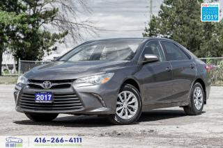 Used 2017 Toyota Camry LE|Cruise|Steering controls|Back up camera for sale in Bolton, ON