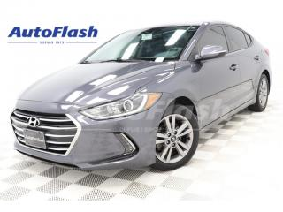 Used 2018 Hyundai Elantra GL *Blind-Spot *Mags *Bluetooth *Camera for sale in St-Hubert, QC