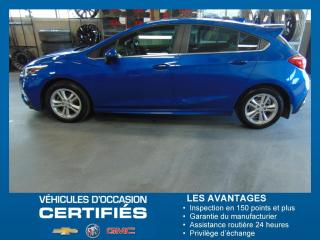 Used 2017 Chevrolet Cruze Hatchback LT for sale in Amos, QC