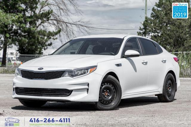 2017 Kia Optima LX|No accidents|Service records