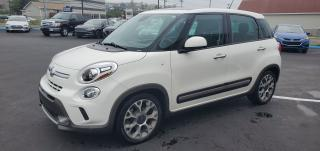 Used 2015 Fiat 500L Trekking for sale in Mount Pearl, NL