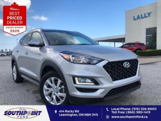 Used 2020 Hyundai Tucson Preferred AWD|HTD seats|Reverse cam|Bluetooth|Appl for sale in Leamington, ON