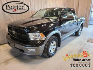 Used 2012 RAM 1500 Outdoorsman Camion de travail for sale in Rouyn-Noranda, QC