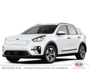 New 2020 Kia NIRO EV SX Touring for sale in Pickering, ON