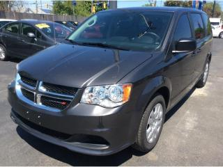 Used 2019 Dodge Grand Caravan CVP/SXT for sale in Sarnia, ON