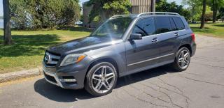 Used 2015 Mercedes-Benz GLK-Class for sale in Roxboro, QC
