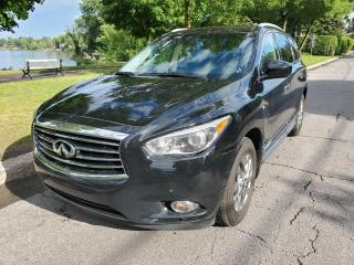 Used 2015 Infiniti QX60 for sale in Roxboro, QC