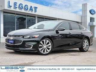 Used 2017 Chevrolet Malibu Premier for sale in Stouffville, ON
