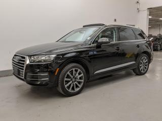 Used 2017 Audi Q7 TECHNIK/AUDI SIDE ASSIST/AUDI PRE SENSE/PANO! for sale in Toronto, ON