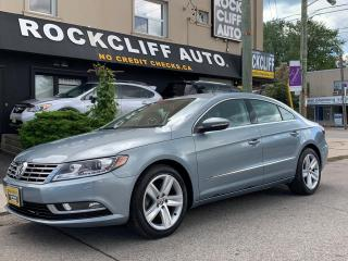 Used 2013 Volkswagen Passat CC 4dr DSG Sportline for sale in Scarborough, ON