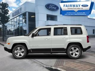 Used 2017 Jeep Patriot FWD Sport / North for sale in Steinbach, MB