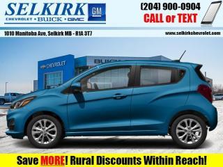 New 2021 Chevrolet Spark LT  - OnStar for sale in Selkirk, MB