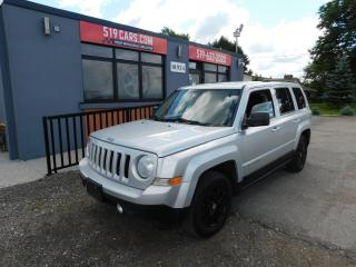 Used 2014 Jeep Patriot North|4x4|AUX|6 Speed Auto(Not CVT) for sale in St. Thomas, ON
