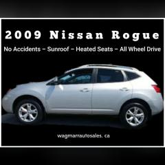 Used 2009 Nissan Rogue S for sale in Kingston, ON