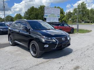 Used 2013 Lexus RX 350 NAV for sale in Komoka, ON