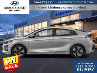 New 2020 Hyundai Ioniq Hybrid Essential  - Navigation - $137 B/W for sale in Abbotsford, BC