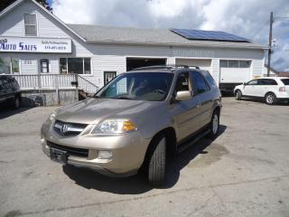 Used 2005 Acura MDX for sale in Sarnia, ON