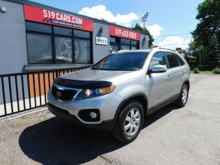Used 2013 Kia Sorento LX for sale in St. Thomas, ON