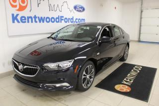 Used 2019 Buick Regal Sportback 3 MONTH DEFERRAL! *oac | Sport back Preferred II | Apple Car Play for sale in Edmonton, AB
