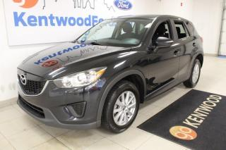 Used 2015 Mazda CX-5 3 MONTH DEFERRAL! *oac   GX   AWD   Clean Carproof for sale in Edmonton, AB