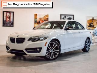 Used 2014 BMW 2-Series *** SOLD * SOLD *** 228i | Sport Seats | Sunroof for sale in Pickering, ON