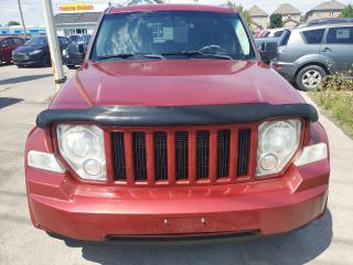 Used 2009 Jeep Liberty Sport for sale in Oshawa, ON