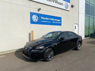 Used 2015 Lexus IS 250 IS 250 F Sport AWD for sale in Edmonton, AB
