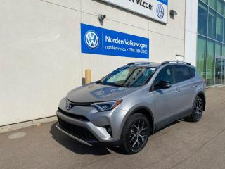 Used 2016 Toyota RAV4 SE 4dr AWD Sport Utility - LEATHER/SUNROOF for sale in Edmonton, AB