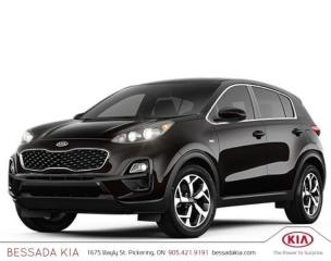New 2021 Kia Sportage LX AWD for sale in Pickering, ON