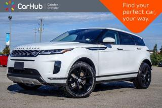 Used 2020 Land Rover Evoque SE 4x4 Only 98 KM Navigation Backup Cam Bluetooth Leather Heated Front Seats 20
