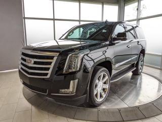 Used 2019 Cadillac Escalade LUXURY for sale in Edmonton, AB