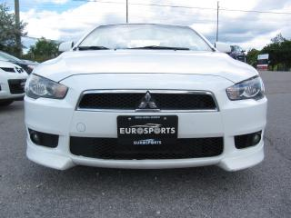 Used 2009 Mitsubishi Lancer SE for sale in Newmarket, ON