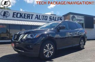 Used 2018 Nissan Pathfinder SV Tech for sale in Barrie, ON