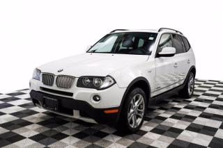 Used 2010 BMW X3 30i AWD Sunroof Leather Heated Seats for sale in New Westminster, BC