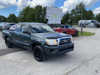 Used 2010 Toyota Tacoma SR5 4 Cyl 2WD for sale in Komoka, ON