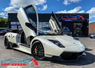 Used 2009 Lamborghini Murcielago SV KIT | LP640-4 SV |CARBON | IP EXHAUST|ADV1 RIMS for sale in Richmond Hill, ON