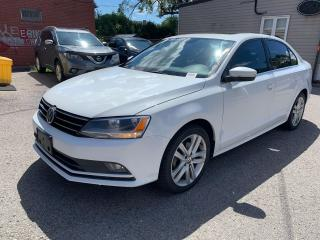 Used 2015 Volkswagen Jetta HIGHLINE for sale in Oshawa, ON